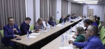 Андрей Кузьмин принял участие в заседании Экспертного совета по региональным печатным СМИ РФ в Уфе