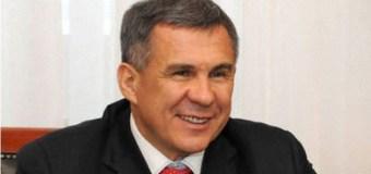 Президент РТ принял участие в церемонии запуска всемирного татарского интернет-радио «Татар Авазы»