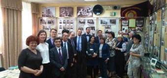 Дом журналистов РТ принимает европейских дипломатов
