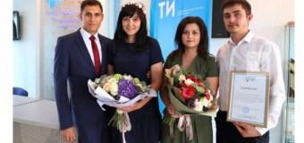 В ИА «Татар-информ» наградили победителей конкурса #100свадебныхлет