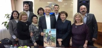 На велосипеде – по маршруту Тукая