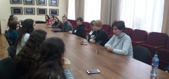 Студенты университета Талантов посетили музей истории татарстанской журналистики