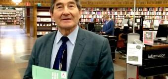 Международная литературная премия имени Джека Лондона присуждена Марселю Салимову