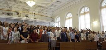 Дипломы вручили выпускникам Высшей школы журналистики и медиакоммуникаций КФУ