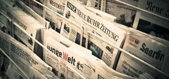 В России продажи книг и прессы упали на 30%