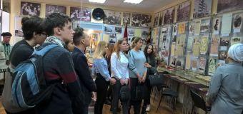 Студенты КФУ побывали в Доме журналиста