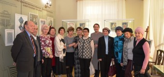 Ветераны посетили музей Габдуллы Тукая