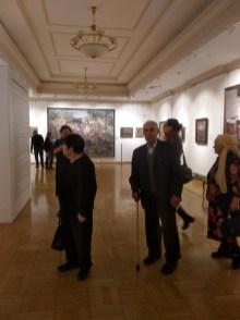 "Посещение галереи ""Хазинэ"""