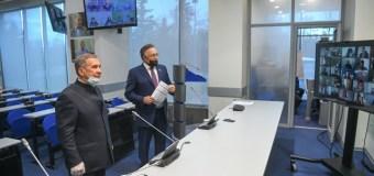 Президент Татарстана: журналисты, как и медики — на переднем плане