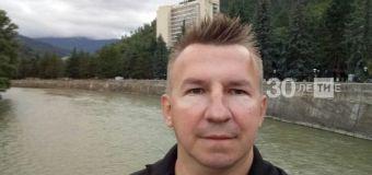 В Бугульме погиб журналист Сергей Голубев