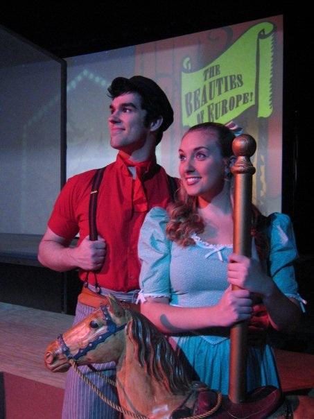 Keith Warren (Billy), Sarah Geist (Julie)