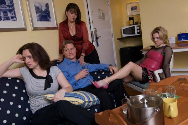 Jessica Wiggers, Ashley Wood, Lulu Ward, Catherine Dubord