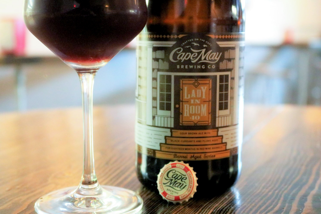 Barrel Aged Series Lady In Room #10