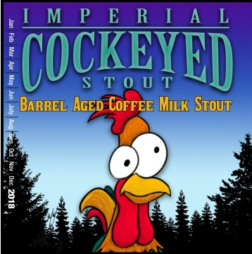 Cockeyed Imperial Stout
