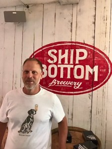 Rob Zarko - Owner and Founder of Ship Bottom Brewery