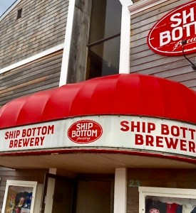 Ship Bottom Brewery Exterior