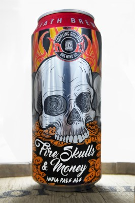 Toppling Goliath Brewing Co. - Fire, Skulls & Money IPA