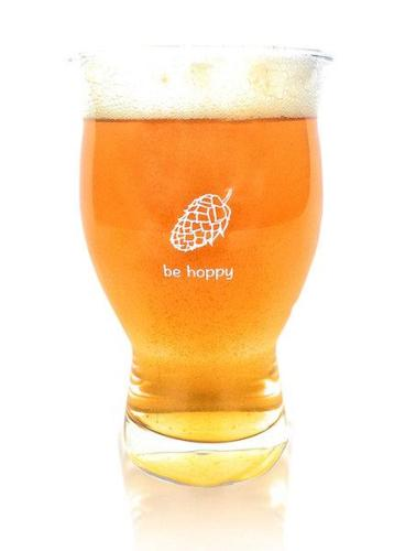 Be Hoppy Ultimate 16oz Pint Beer Glass