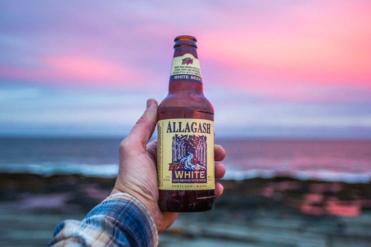 Allagash White - A classic craft beer you should revisit