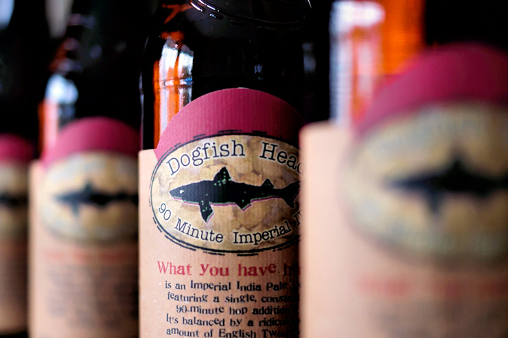 Dogfish Head 90 Minute - A classic craft beer you should revisit