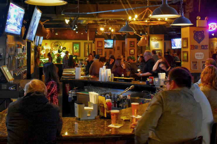Firewaters Saloon Tropicana - One of the 5 Best Beer Bars in Atlantic City