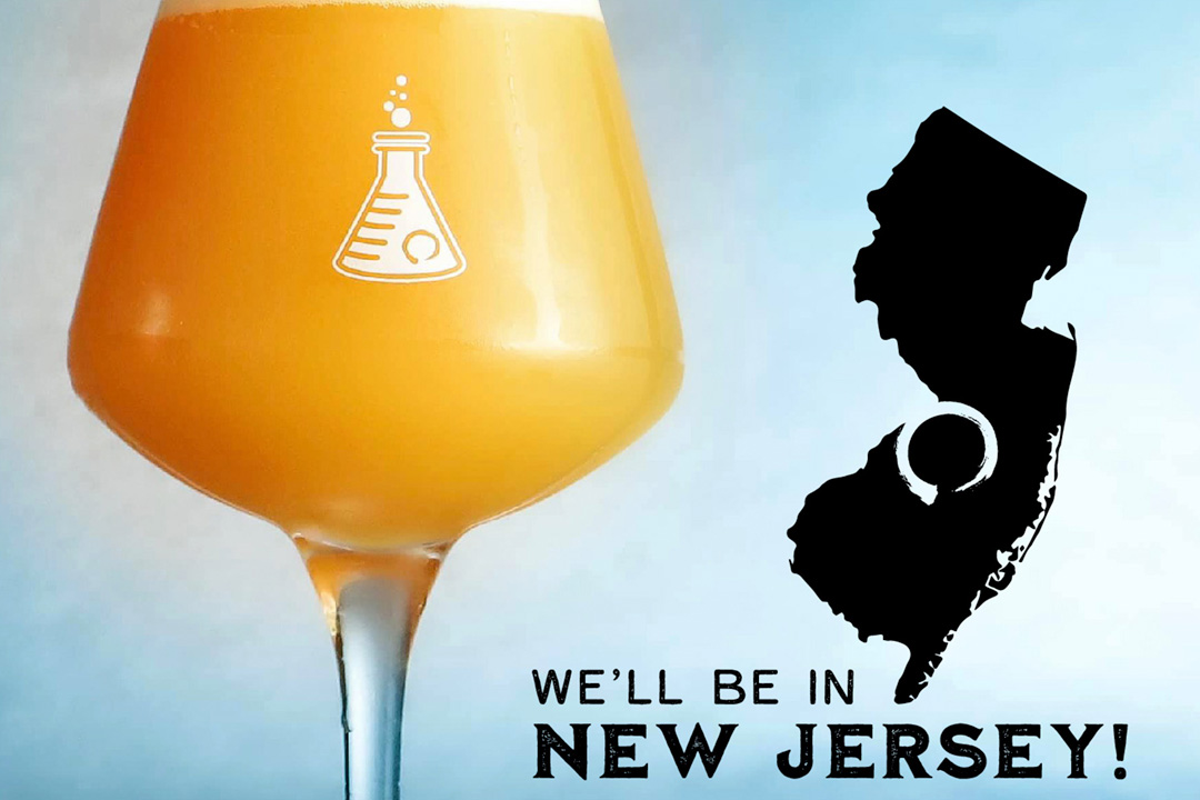 Equilibrium Brewery distributing to in New Jersey