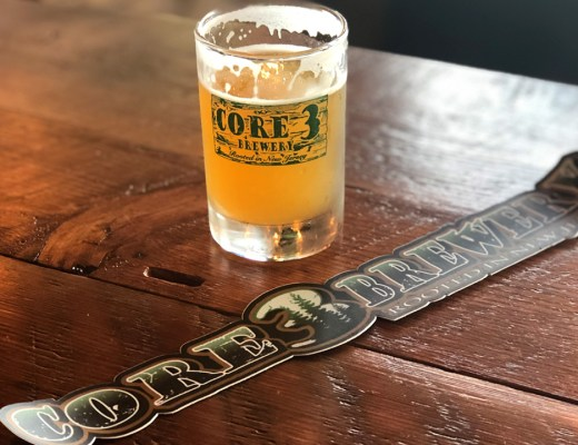 Core 3 Brewery of Clayton, New Jersey
