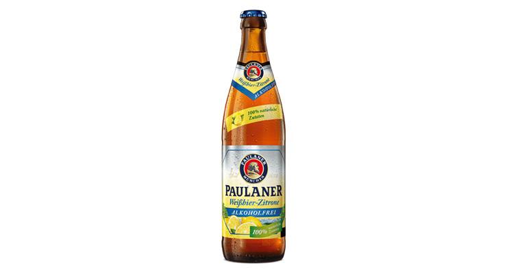 Alcohol Free Beers - Paulaner Hefe-Weissbier Alkoholfrei