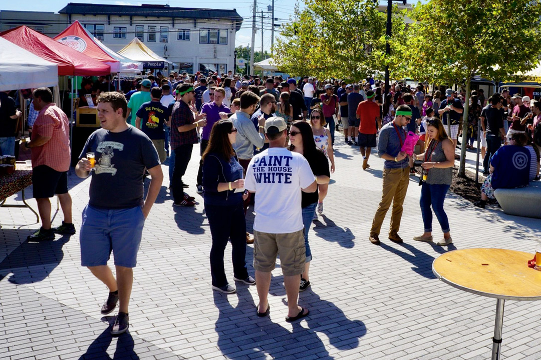 2019 Glassboro Beer Festival - September 28th, Glassboro Downtown District