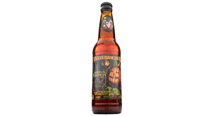 Best Pumpkin Beers - Weyerbacher Imperial Pumpkin Ale