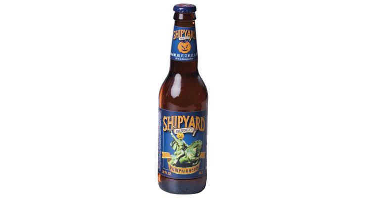 Best Pumpkin Beers - Shipyard Pumpkinhead