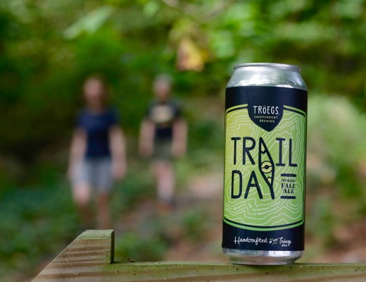 Tröegs Dry Hopped Pale Ale Field Day