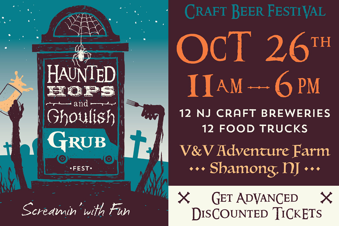 2019 Haunted Hops and Ghoulish Grub Fest