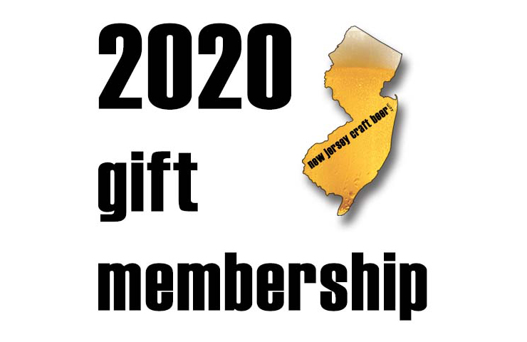 2020 New Jersey Craft Beer Membership