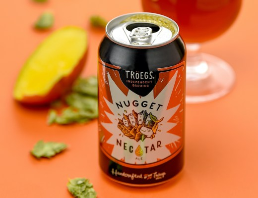 Troegs Nugget Nectar 2020 Release