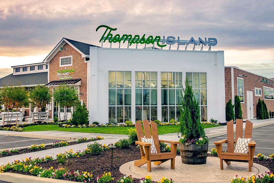 Thompson Island Brewing Company Exterior