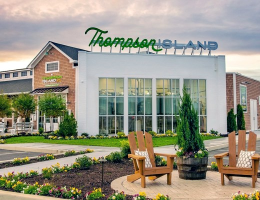 Thompson Island Brewing Company Exterior