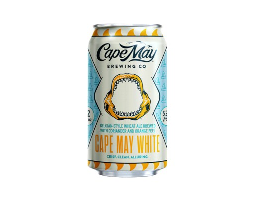 Cape May Brewing Co. Introduces Cape May White