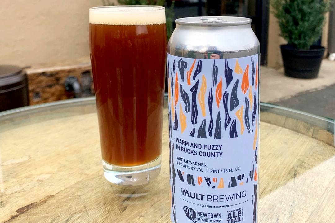 Warm and Fuzzy in Bucks County - The 3rd Bucks County Ale Trail Collaboration