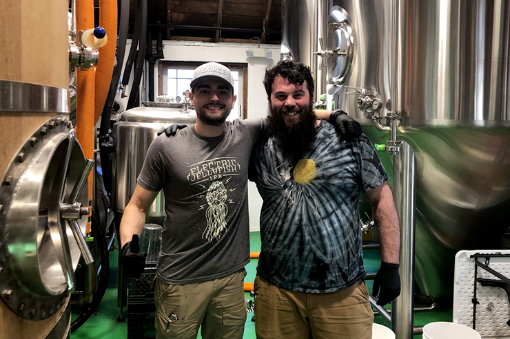 Behind the Scenes at Source Brewing