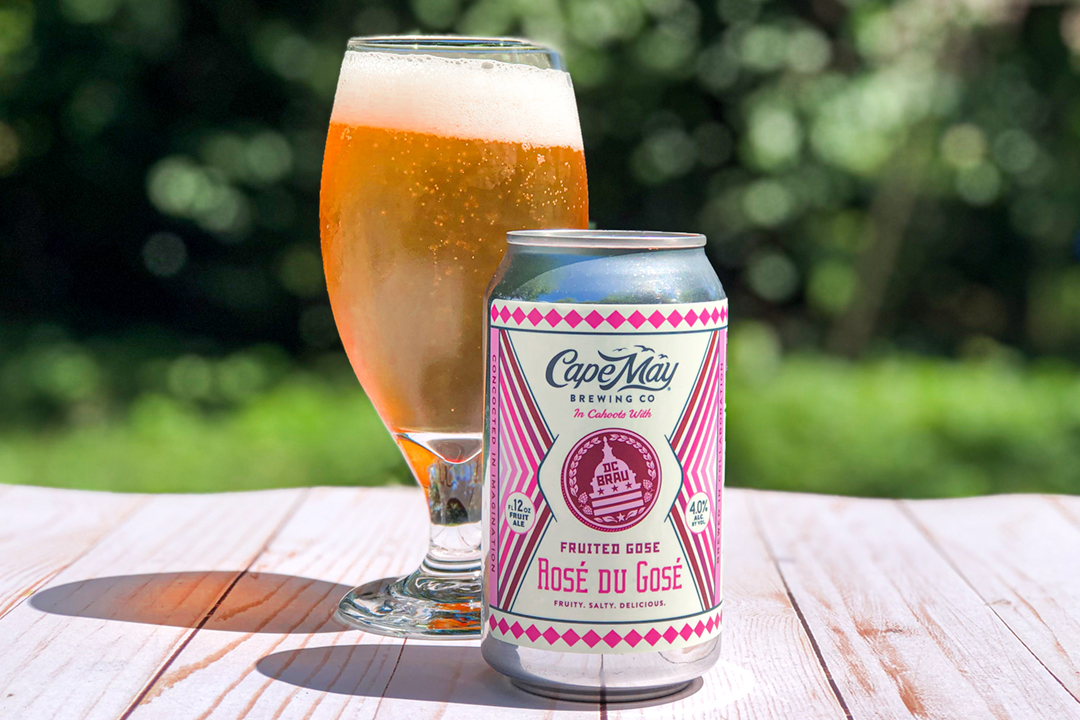 Cape May Brewing Company and DC Brau Collaborate