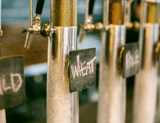 Brewery Tap LInes