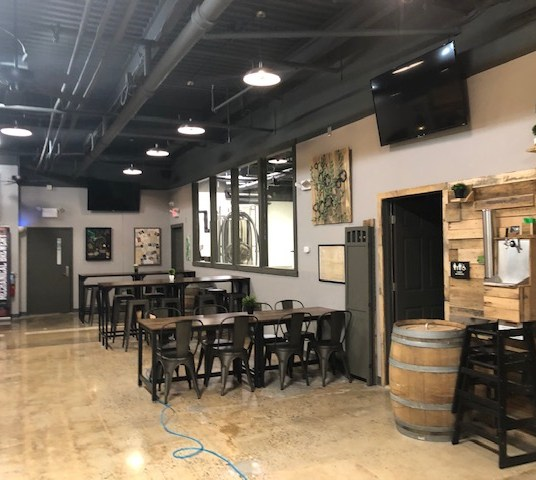 Mechanical Brewery Taproom