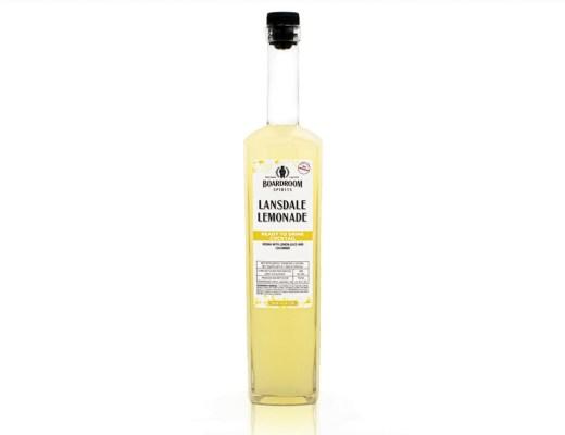 Boardroom Spirits Landsale Lemonade ready-to-drink cocktail