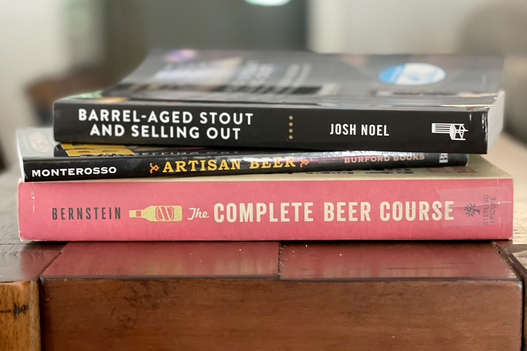 Great Beer Books