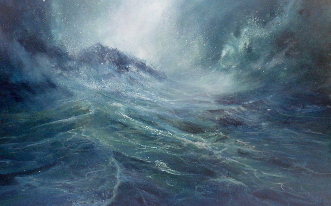 SELECTED! – Royal Society of Marine Artists Exhibition 2016