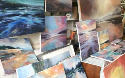 'Blurring Time & Tide' – Solo Show in Cardiff