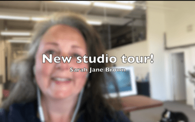Virtual studio tour!