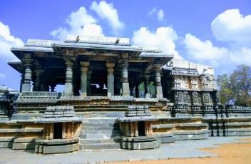 Halebeedu temple