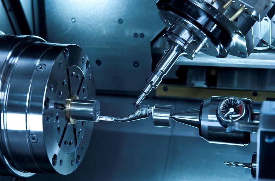 CNC Drejning